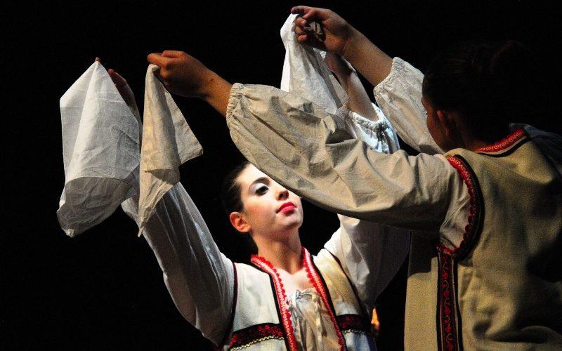 DANZE GRECHE – Danze della Cappadocia – Costumi stilizzati