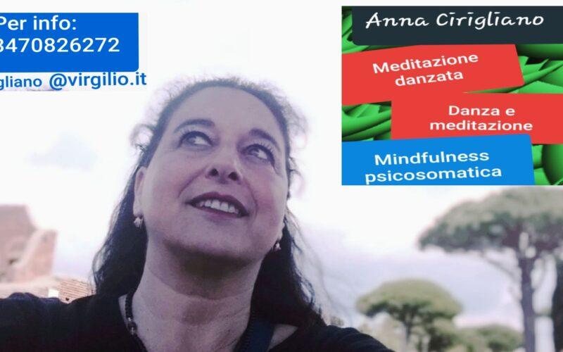 DANZA PSICOSOMATICA, MINDFULNESS PSICOSOMATICA, MEDITAZIONE DANZATA  (incontri collettivi)